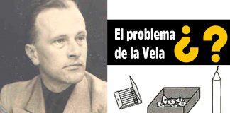 ¿Podrás resolver el problema lógico de la vela de 1945? Ser creativos es esencial