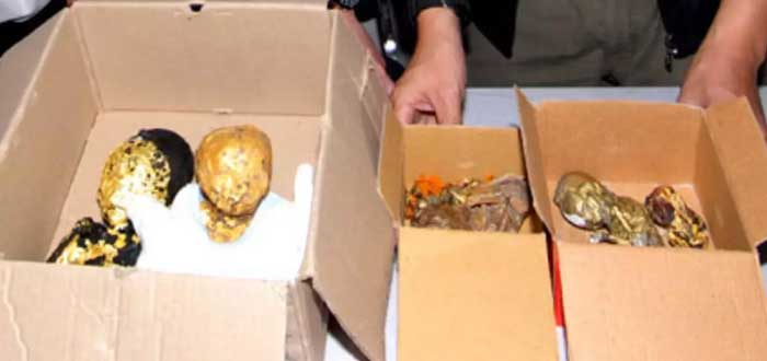 Tanga Kuman, fetos humanos para la nigromancia en Tailandia