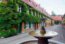 ¿Vivir en una villa alemana por 1$ al año? Sí, ¡es posible en Fuggerei!