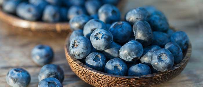 alimentos azules
