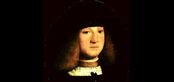 Los amantes de Leonardo da Vinci