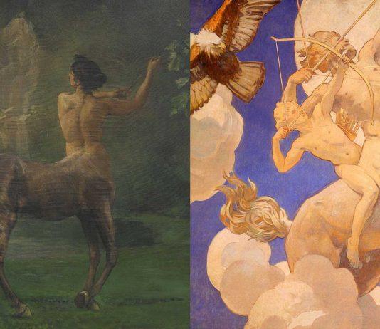 Los centauros de la mitología griega | Los violentos hombres caballo