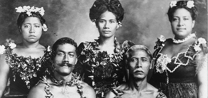 Curiosidades de Samoa, familia