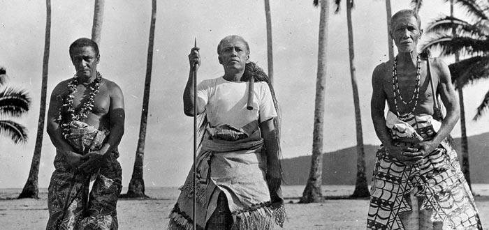 Curiosidades de Samoa, jefes, matai