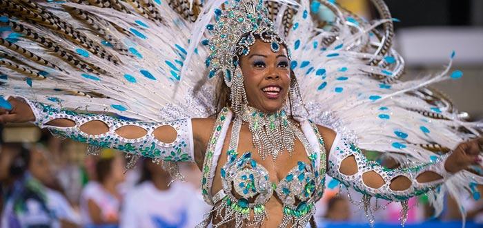 Datos curiosos de Brasil, carnaval de Brasil
