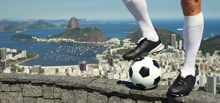 datos curiosos de brasil, pasión por el futbol