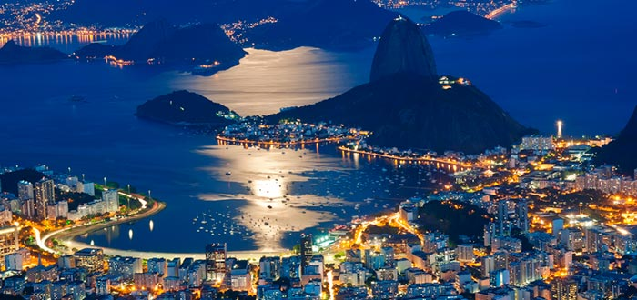 Datos curiosos de Brasil, población