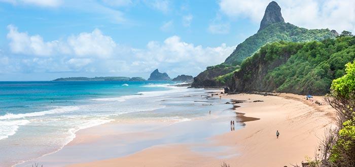Datos curiosos de Brasil, mejor playa del mundo