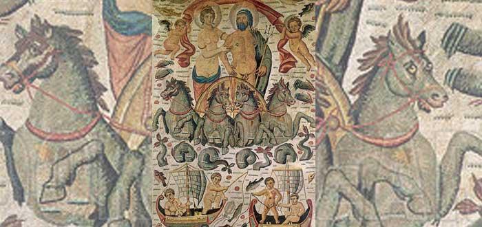 3 Mitos de Poseidón | El dios griego del mar y los terremotos, Hijos de Poseidón