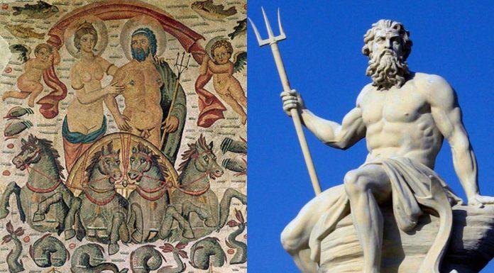 3 Mitos de Poseidón | El dios griego del mar y los terremotos