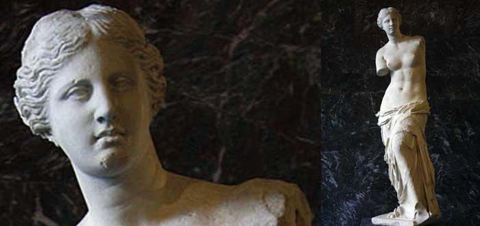 Venus. La diosa del amor romana | Diferencias entre Venus y Afrodita