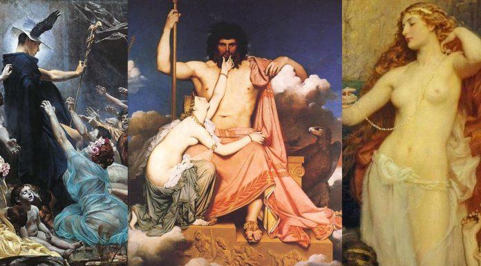 15 Dioses Griegos y sus curiosidades | Los 12 dioses del Olimpo y más
