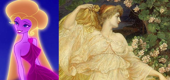 dioses del olimpo, Afrodita, dioses griegos