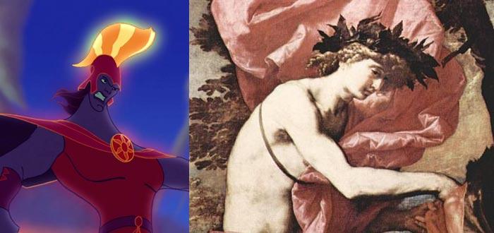 dioses del Olimpo, dioses griegos, Apolo