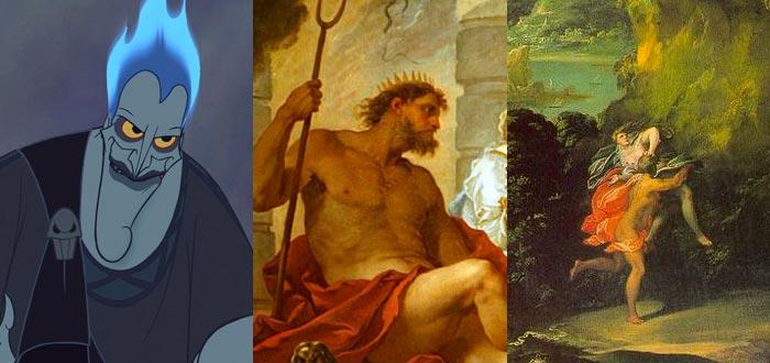 dioses del Olimpo, dioses griegos, Hades