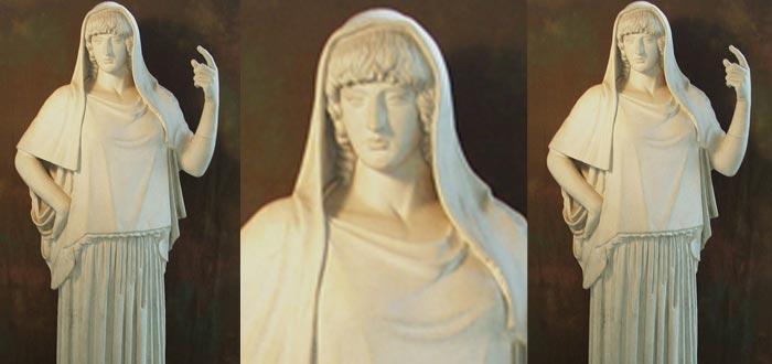 dioses griegos, dioses del Olimpo, Hestia