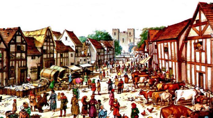 5 Cosas asquerosas que verías si vivieses en la Edad Media
