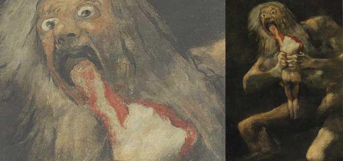 La Madre de Zeus y el terrible acto caníbal de Cronos, el padre de Zeus