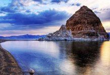 La maldición del Lago Pirámide en Nevada