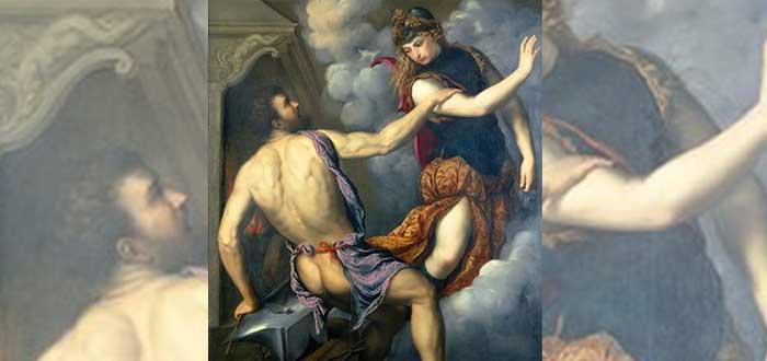 4 Mitos de Hefesto | El feo dios griego que usaba volcanes como forja, Hefesto