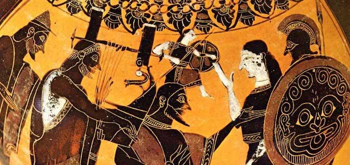 3 Mitos de la diosa Atenea | Historias curiosas de esta diosa griega