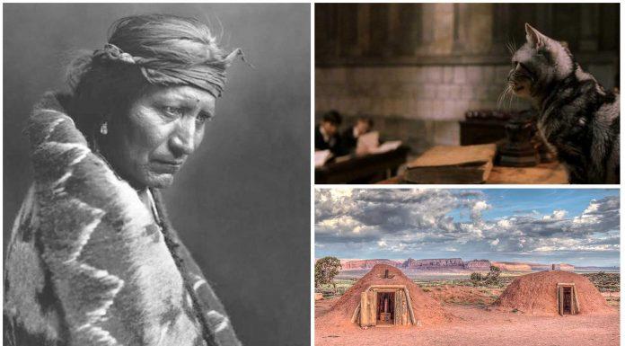 Los skin-walkers navajos, los precursores de los animagos de J.K.Rowling