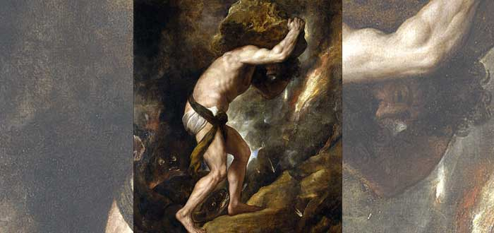 4 Torturas del inframundo: Tántalo, Sísifo, Ixión y Ticio. ¡Terrible!