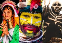 tribus del mundo asombrosas