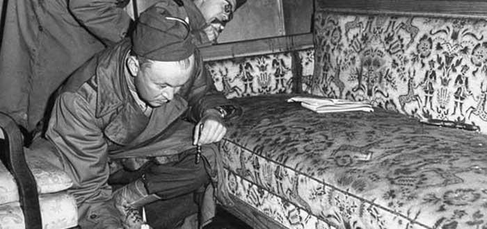 La verdad sobre la muerte de Adolf Hitler revelada en un estudio de su dentadura