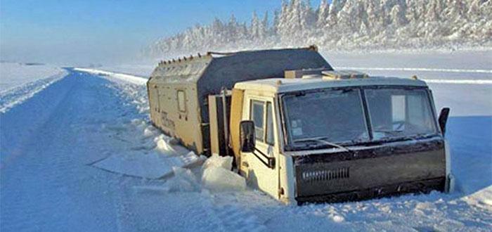 La ciudad más fría del mundo | La vida en Yakutsk a -50ºC