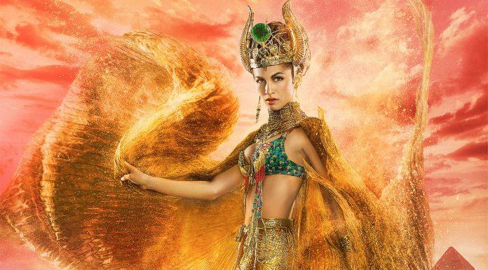 Hathor, diosa del amor egipcia