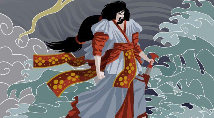 La espada Kusanagi