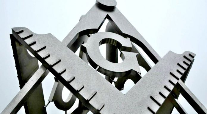 Símbolo de los masones