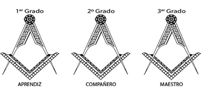 Símbolos de los masones