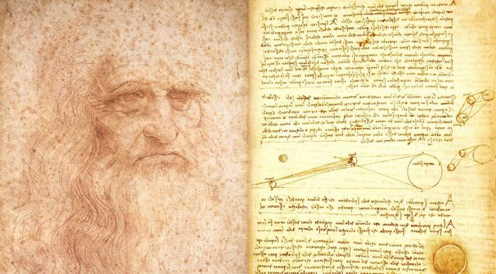 El Códex Leicester de Leonardo Da Vinci, el libro más caro del mundo