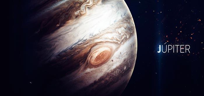 curiosidades del Sistema Solar, Júpiter mancha
