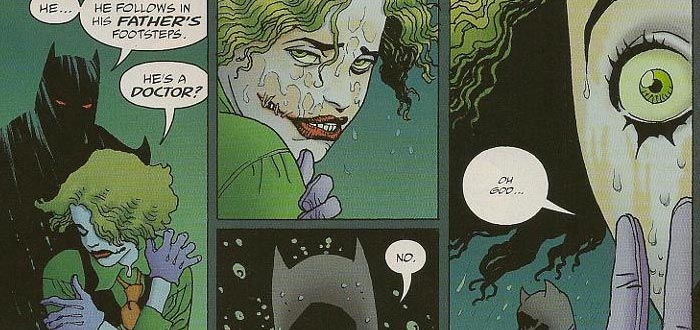 datos de Batman, la madre de Batman, Joker