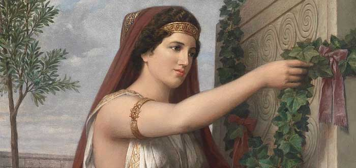 diosa romana Caca, curiosidades del mundo