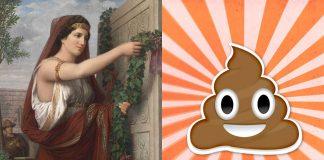 Los romanos tenían una diosa llamada CACA. ¡Descubre su historia!