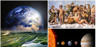 Por qué la Tierra no tiene nombre de dios como los otros planetas