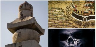 El Mimizuka, el monumento japonés que contiene 38.000 narices cercenadas