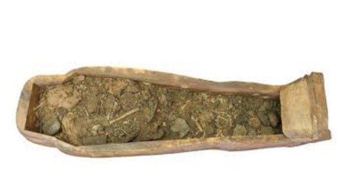 momia oculta