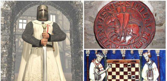 10 curiosas reglas de los Templarios que quizá no conocías