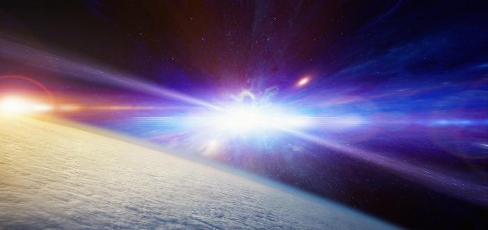 curiosidades del sistema solar, supernova
