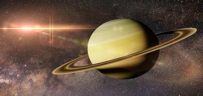 curiosidades del sistema solar, saturno anillos