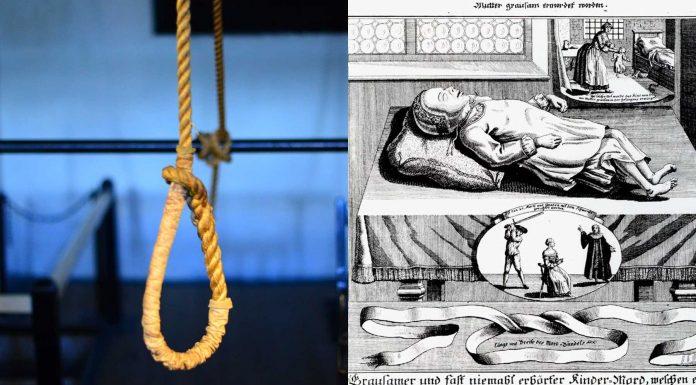 Suicidios por poder: matar niños, ser ejecutados y no condenar su alma