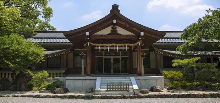 templo de la espada Kusanagi