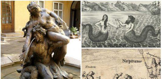 Sirenos y Tritones. ¿Quiénes eran? ¿Qué función tenían?
