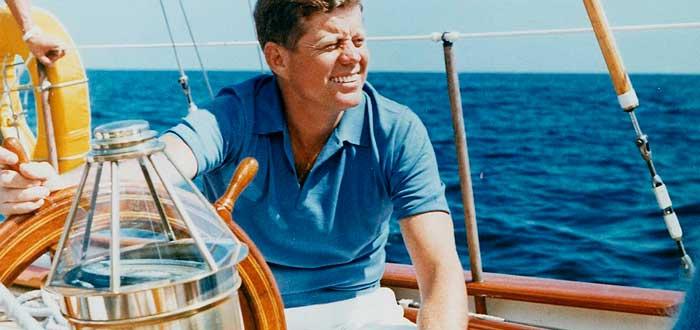 Curiosidades sobre John F. Kennedy que te sorprenderán