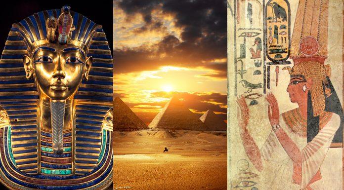 documentales del Antiguo Egipto